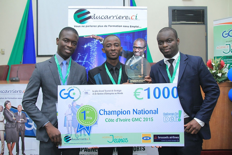 Global management challenge cote d'ivoire 2016